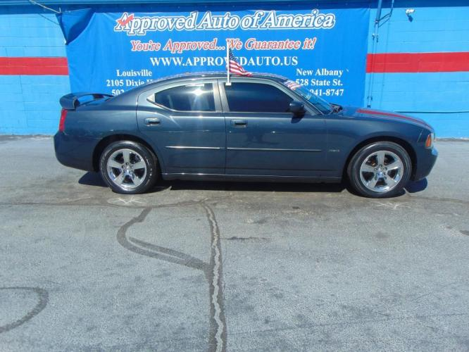 2007 Gray Dodge Charger (2B3KA53H17H) with an V8 HEMI 5.7 Liter engine, Automatic transmission, located at 2105 Dixie Hwy, Louisville, KY, 40210, (502) 772-3333, 38.221058, -85.792671 - Photo #0